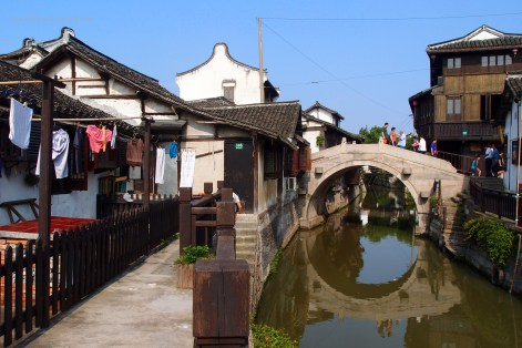 Xinchang ancient watertown